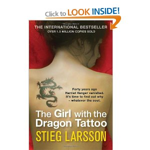 the girl with the dragon tattoo - amazon image