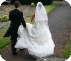 wedding day - photo