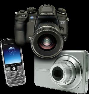 all-camera-types