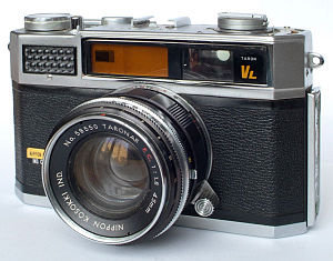 rangefinder cameras type - image
