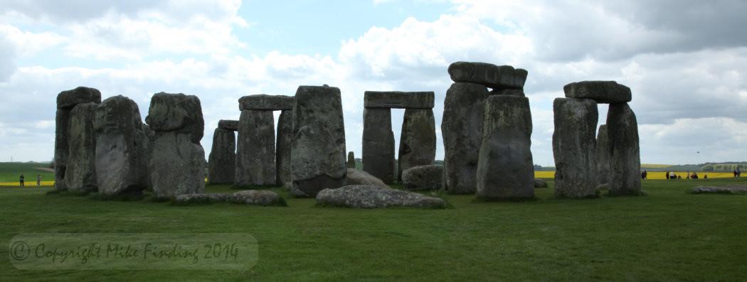 Mike Finding Photography - Stonehenge 2013
