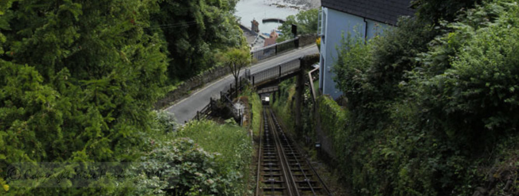 Lynton to Lynmouth Cliff Rail - Mike Finding Photography