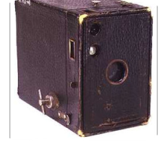 Box Brownie Camera - image