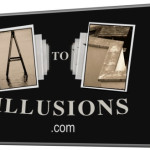 A to Z Illusions - Alphabet Photography - logo image