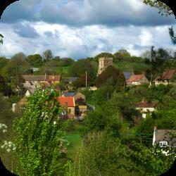 Powerstock Village, Dorset - photo