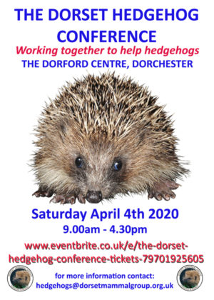 Dorset Hedgehog Conference